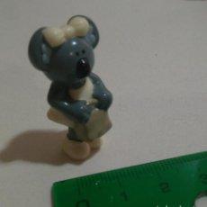 Figurines en Caoutchouc et PVC: FIGURA MUÑECO MUÑEQUITO FIGURITA KOALA MINIATURA LAZO. Lote 288195448