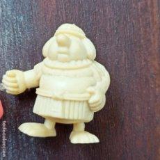 Figuras de Goma y PVC: DUNKIN - DARGAUD FIGURA DE PLASTICO SERIE ASTERIX Y OBELIX AÑOS 70 EGIPCIO CAPITAN GALERA CLEOPATRA. Lote 288303653