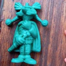 Figuras de Goma y PVC: DUNKIN - DARGAUD - FIGURA DE PLASTICO - SERIE ASTERIX Y OBELIX - JEFE CASIVELLAUNUS -BRETON- AÑOS 70. Lote 288304058