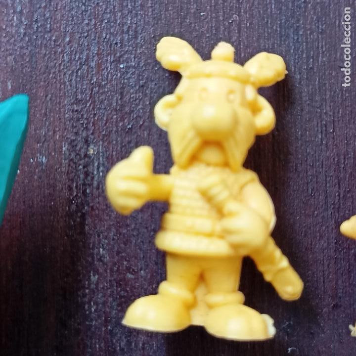 FIGURA ASTÉRIX EL GALO AÑOS 70 DUNKIN (Juguetes - Figuras de Goma y Pvc - Dunkin)