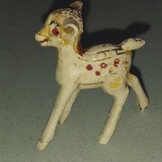 Figuras de Goma y PVC: PECH - JECSAN SERIE WALT DISNEY BAMBI DECADA 60. Lote 288314003