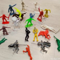 Figuras de Goma y PVC: LOTE COMANSI JECSAN NOVOLINEA O SIMILAR. Lote 288328448