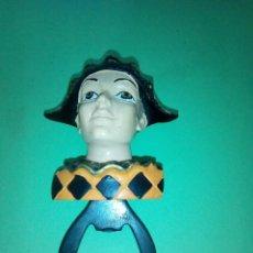 Figuras de Goma y PVC: FIGURA BUSTO ABRIDOR COMICS SPAIN. Lote 288365203