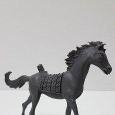 Figuras de Goma y PVC: CABALLO INDIO . REALIZADO POR COMANSI . AÑOS 70. Lote 288368993