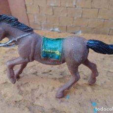 Figuras de Goma y PVC: CABALLO INDIO DE JECSAN. Lote 288500838