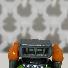 Figuras de Goma y PVC: FIGURA MUÑECO SUPERZINGS METALIZADO. Lote 288506753