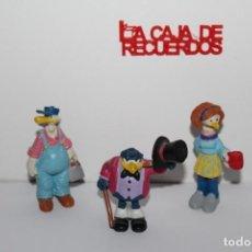 Figuras de Goma y PVC: FIGURAS PAJARRACOS DE PVC COMICS SPAIN - AÑO 86. Lote 288557938