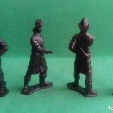 Figuras de Goma y PVC: FIGURAS Y SOLDADITOS DE 6 A 7 CTMS -15707. Lote 288559923
