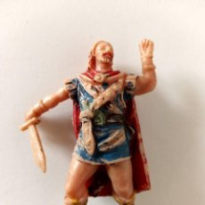 Figuras de Goma y PVC: FIGURA VIKINGO AÑOS 60 JECSAN. Lote 288580438
