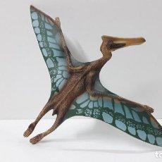 Figuras de Goma y PVC: QUETZALCOATLUS . REALIZADO POR SCHLEICH . AÑO 2011 . LARGO 25 CM. Lote 288596438