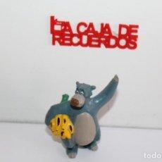 Figuras de Goma y PVC: FIGURA BALU LIBRO DE LA SELVA - COMICS SPAIN. Lote 288620328