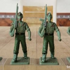 Figuras de Goma y PVC: SOLDADOS REAMSA GOMARSA SOLDIS, LEGIONARIOS. Lote 288673613