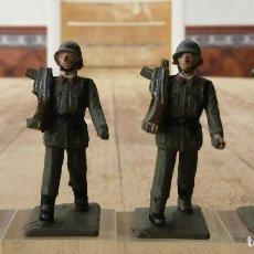 Figuras de Goma y PVC: SOLDADOS REAMSA GOMARSA SOLDIS, CUERPO INFANTERIA. Lote 288674198