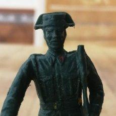 Figuras de Goma y PVC: SOLDADO REAMSA GOMARSA SOLDIS, GUARDIA CIVIL. Lote 288674568
