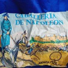 Figuras de Goma y PVC: MONTAPLEX CABALLERIA DE NAPOLEON. Lote 288733008