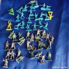 Figuras de Goma y PVC: LOTE FIGURITAS MONTAPLEX. Lote 288733473