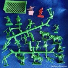 Figuras de Goma y PVC: LOTE FIGURITAS MONTAPLEX RAROS. Lote 288733543