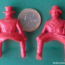 Figuras de Goma y PVC: FIGURAS Y SOLDADITOS DE 6 CTMS -15729. Lote 288866443