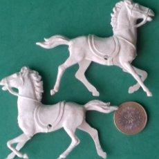 Figuras de Goma y PVC: FIGURAS Y SOLDADITOS PARA 5 CTMS -15730. Lote 288866793