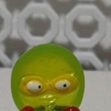 Figuras de Goma y PVC: MUÑECO SUPERZINGS CRYSTAL TRANSPARENTE. Lote 288870378