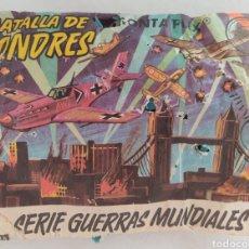 Figuras de Goma y PVC: MONTAPLEX BATALLA DE LONDRES SERIE GUERRAS MUNDIALES Nº 118 SIN ABRIR. Lote 288877853