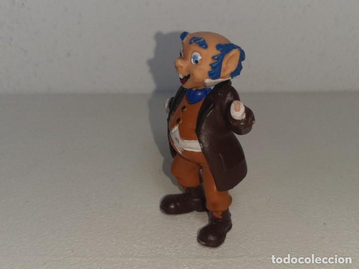 Figuras de Goma y PVC: COMICS SPAIN : ANTIGUA FIGURA DE GOMA DE LOS DIMINUTOS ABUELO AÑOS 80 - Foto 6 - 288878503