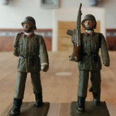 Figuras de Goma y PVC: SOLDADOS REAMSA, GOMARSA, SOLDIS, CUERPO INFANTERIA. Lote 288881508