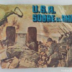 Figuras de Borracha e PVC: SOBRE TIPO MONTAPLEX USA SOBRE EL RHIN LA ILUSION J GIMENO VALERO. Lote 288886798
