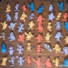 Figuras de Goma y PVC: LOTE 48 FIGURAS DUNKIN SERIE ASTÉRIX Y OBELIX. Lote 288890293