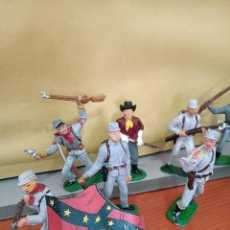 Figuras de Goma y PVC: CONFEDERADOS JECSAN. Lote 288899528