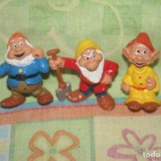 Figuras de Goma y PVC: MUÑECO MUÑECOS WALT DISNEY BULLY ENANITOS BLANCANIEVES 1982. Lote 288915908