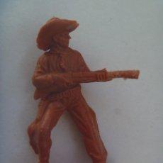 Figuras de Goma y PVC: ANTIGUA FIGURA DE PLASTICO DEL OESTE : COMBOY. Lote 288931838