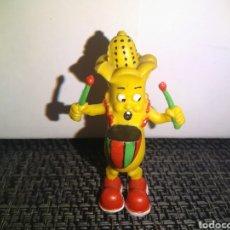 Figuras de Goma y PVC: FIGURA PVC PLATANO PANDILLA VEGETAL COMICS SPAIN. Lote 288980348