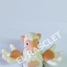 Figuras de Goma y PVC: FIGURA EN PVC DE : OVEJA KINDER MANOS GRANDES - ALTURA 4 CM.. Lote 288988108