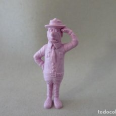 Figuras de Goma y PVC: ANTIGUA FIGURA DUNKIN PERSONAJE DE HANNA BARBERA. Lote 288996193