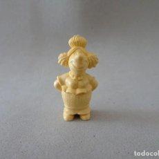 Figuras de Goma y PVC: ANTIGUA FIGURA DUNKIN ASTERIX Y OBELIX PANRICO. Lote 288999273