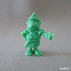 Figuras de Goma y PVC: ANTIGUA FIGURA DUNKIN ASTERIX Y OBELIX PANRICO. Lote 288999483