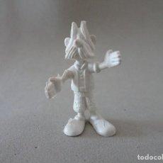 Figuras de Goma y PVC: ANTIGUA FIGURA DUNKIN ASTERIX Y OBELIX PANRICO. Lote 288999608