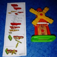 Figuras Kinder: KINDER SORPRESA SURPRISE --- K04 Nº71 + BPZ --- AÑO 2004 --- PEDIDO MINIMO 5€. Lote 289022873