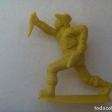 Figuras de Goma y PVC: ANTIGUA FIGURA DE PLASTICO DEL OESTE : COMBOY. Lote 289030823