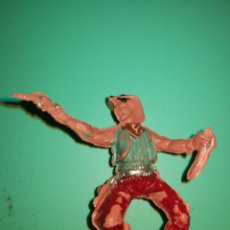 Figuras de Goma y PVC: FIGURA OESTE 6 CM LAFREDO JECSAN REANSA PECH COMANSI. Lote 289355353