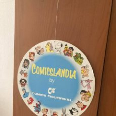 Figuras de Goma y PVC: CARTEL DE COMICS SPAIN 1995 CO. Lote 289367173