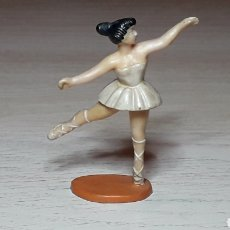 Figuras de Goma y PVC: BAILARINA DE BALLET DANCER, BAQUELITA, SOTORRES MADE IN SPAIN, ORIGINAL AÑOS 60.. Lote 289373763