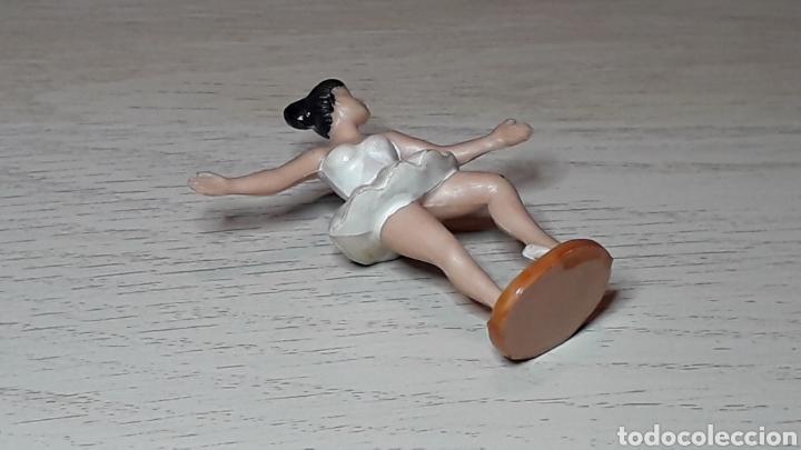 Figuras de Goma y PVC: Bailarina de Ballet Dancer, baquelita, Sotorres made in Spain, original años 60. - Foto 3 - 289373818