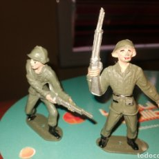 Figuras de Goma y PVC: SOLDADOS 7 CM JECSAN REANSA PECH TEIXIDO LAFREDO. Lote 289389703