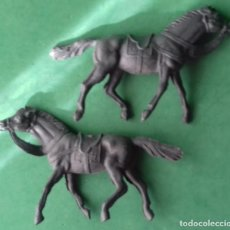 Figuras de Goma y PVC: FIGURAS Y SOLDADITOS PARA 6 A 7 CTMS -15741. Lote 289402948
