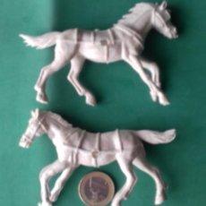 Figuras de Goma y PVC: FIGURAS Y SOLDADITOS PARA 6 A 7 CTMS -15742. Lote 289403193