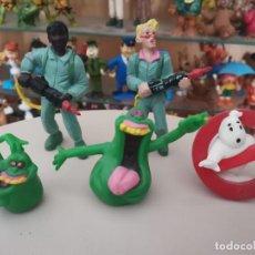 Figurines en Caoutchouc et PVC: OCASION COLECCIONISTAS ! LOTE FIGURAS MUÑECOS NUEVOS GOMA PVC YOLANDA 1984 LOS CAZAFANTASMAS. Lote 289460623