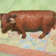 Figuras de Goma y PVC: MUÑECO TORO SCHLEICH. Lote 289534593