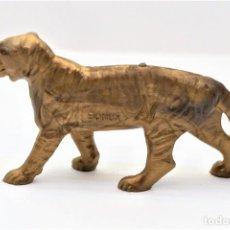 Figuras de Goma y PVC: ANTIGUA FIGURA PUBLICITARIA DEL DETERGENTE BONUX. COLECCIÓN ANIMALES. ORIGEN FRANCIA.. Lote 289647733